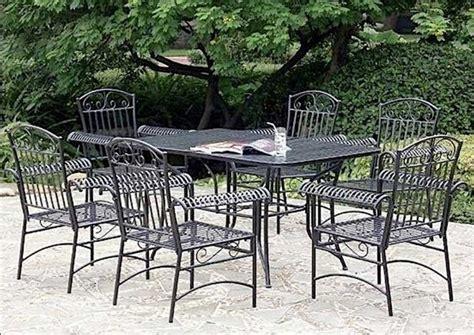 wrought iron patio chair furniture custom black wrought iron patio furniture