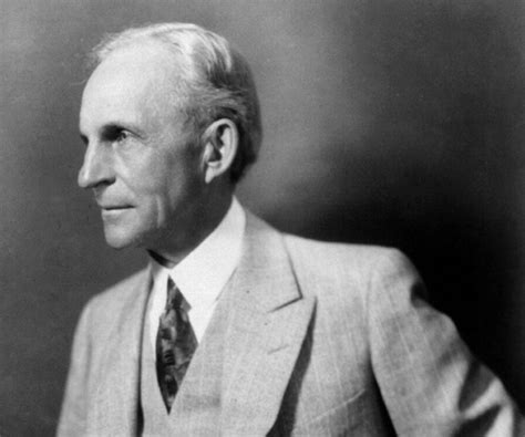 Henry Ford by The Gallery For Gt Henry Ford And The Assembly Line Facts