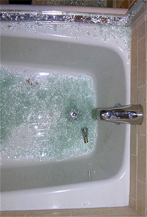 shattered shower door shattered shower door investigators glass shower doors