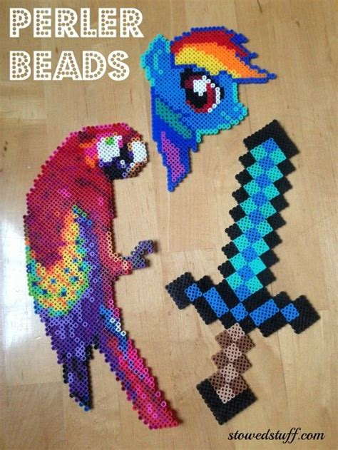 Perler Crafts For