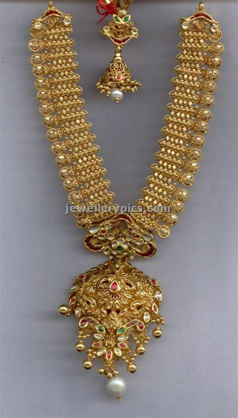 gold haram gold mini haram models in sri rajendra gold palace