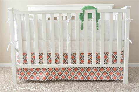 crib bed skirt crib bed skirt diy creative ideas of baby cribs