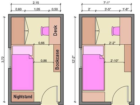 how to design a small bedroom layout best 25 small bedroom layouts ideas on
