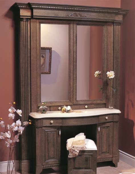 bathroom vanities with dressing table 5 lavish bathroom vanities abode
