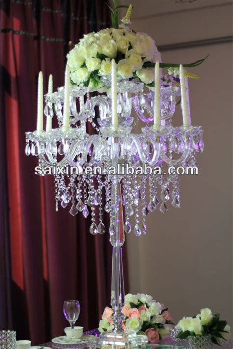 table chandeliers centerpieces table top chandelier centerpieces for weddings or