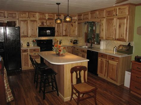 lowes hickory kitchen cabinets denver hickory stock sweigart traditional kitchen