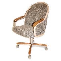 swivel kitchen chairs with casters casual dining cushion swivel and tilt rolling caster chair