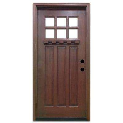 home depot wood doors exterior wood doors front doors the home depot