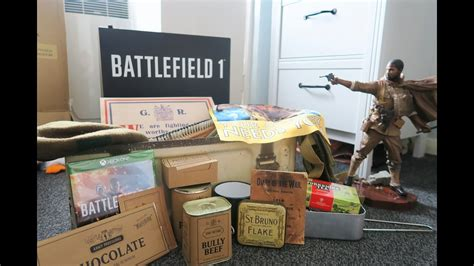 where can i buy battlefield 1 unboxing