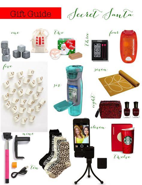 ideas for gift exchange for 49 gift ideas for secret santa exchange 25 best ideas