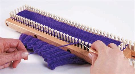 how to use a knitting board loom knitting board knitting board