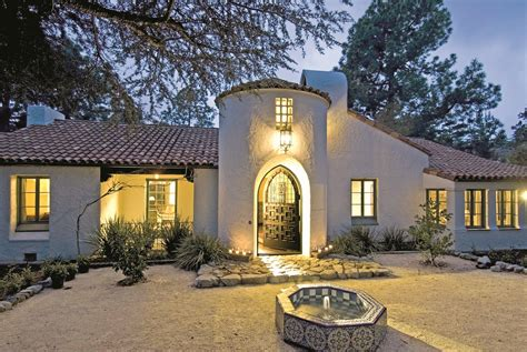Pueblo Style Ranch Home top 15 house designs and architectural styles to ignite