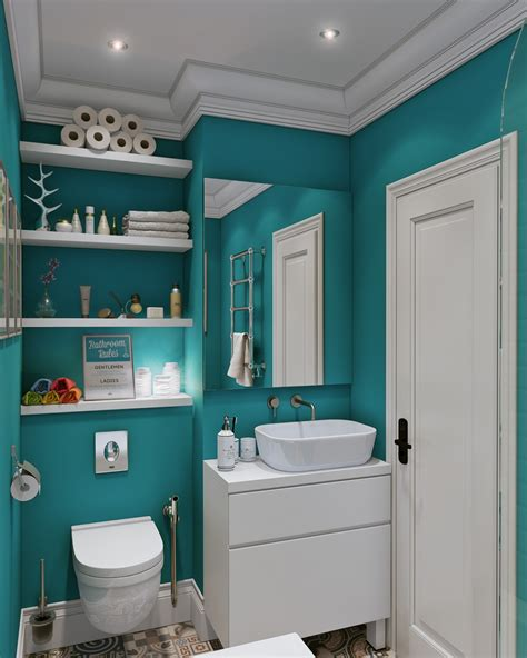 bathroom color designs small open plan home interiors
