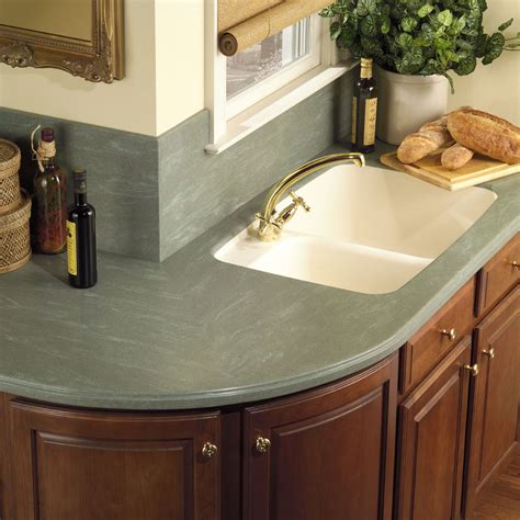 kitchen sink and countertop green countertops kitchen tropical green granite