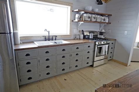 building a kitchen island with cabinets white farmhouse style kitchen island for alaska lake