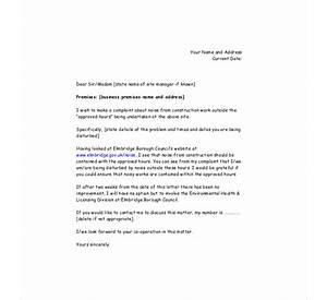 65 complaint letter sample neighbour example resume basic sample letter neighbor tree sample letters spiritdancerdesigns Images
