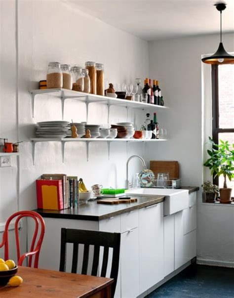 tiny kitchen ideas 45 creative small kitchen design ideas digsdigs