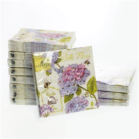 decoupage napkins cocktail napkins 25x25cm 3 ply paper napkins for wedding