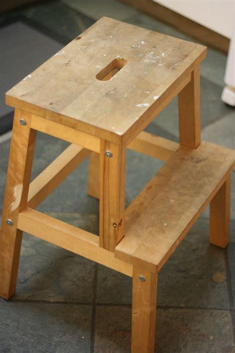 ikea bekvam stool from drab to fab ikea bekvam stool makeover hello