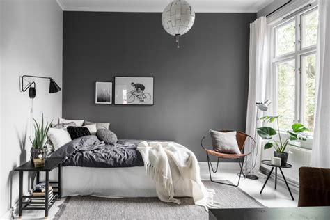 Living Rooms With Grey Sofas by Interior Haga Gothenburg Scandinavian Bedroom