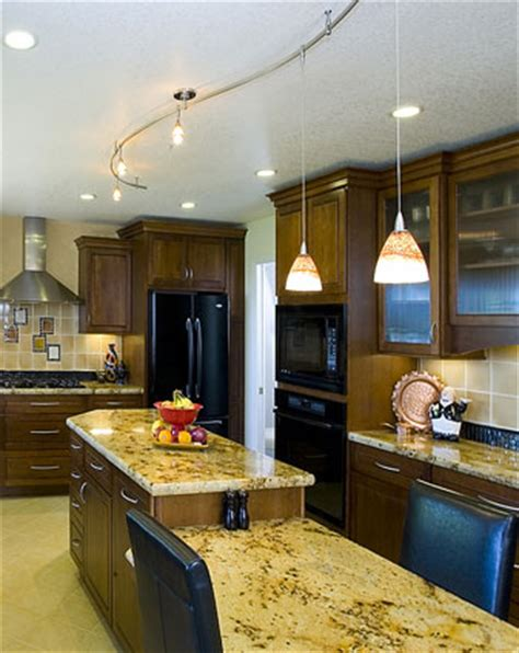 track lighting ideas for kitchen 3 ideas for kitchen track lighting with different themes modern kitchens