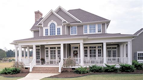 House Plans With Porch home plans with porches home designs with porches from