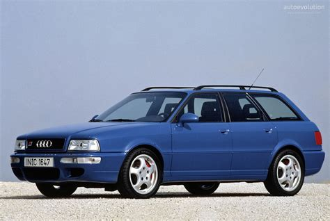 AUDI 80 Avant RS2 specs & photos - 1994, 1995, 1996 ... Audi Rs2