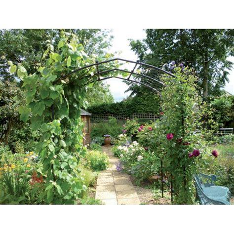 Garden Arch Vines Vine Arch From Agriframes Garden Artisans Llc
