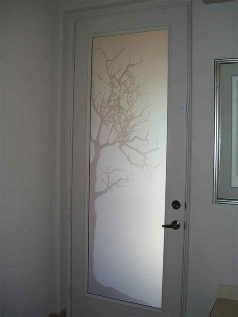 glass door etched door glass sans soucie glass