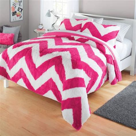 fur bedding sets your zone fur bedding comforter set walmart