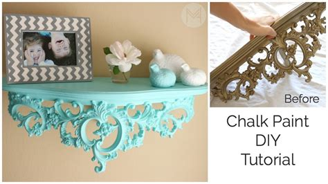 diy chalk paint techniques chalk paint diy tutorial