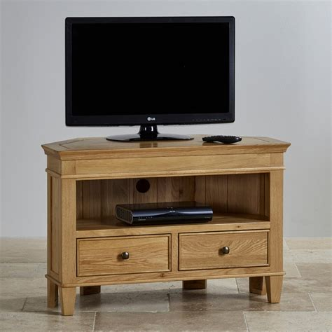 solid oak tv cabinet classic corner tv cabinet in solid oak oak furniture land