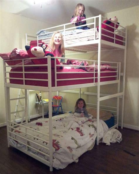ikea bunk bed for bunk bed diy ikea hackers ikea hackers