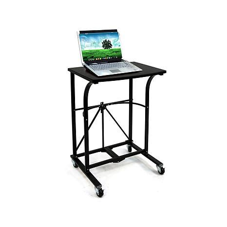 origami folding table origami folding steel trolley table 8100133 hsn