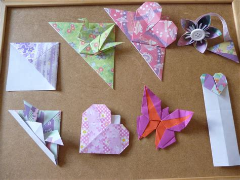 how to make an origami bookmark origami corner bookmarks atelier ilyere