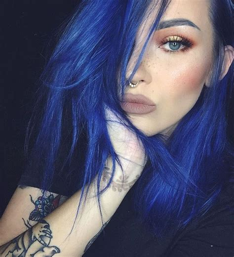 blue hair best 25 blue hair ideas on blue hair dye