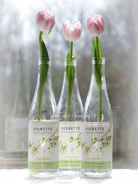 tulip in a bottle 17 mejores im 225 genes sobre tulipanes en mesas
