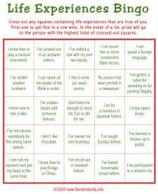 free printable for groups breaker bingo free printable flanders family homelife