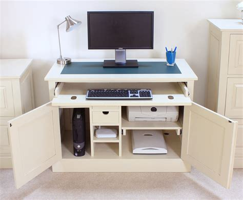 hideaway desks home office computer desk hideaway home office study pc laptop