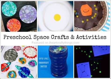 astronomy crafts for preschool space crafts and activities i crafty things