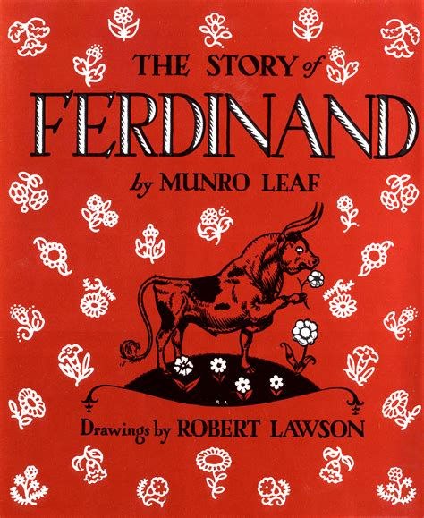 story books with pictures fox to adapt the story of ferdinand collider