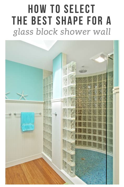 building a bathroom shower glass block design innovate building solutions