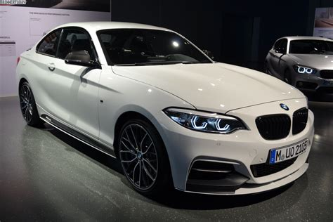 Bmw Accessories bmw m performance 2017 m240i facelift with tuning