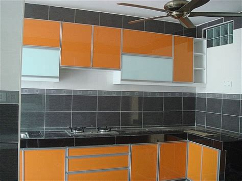 orange kitchen cabinet orange color kitchen cabinet modern kitchen san luis