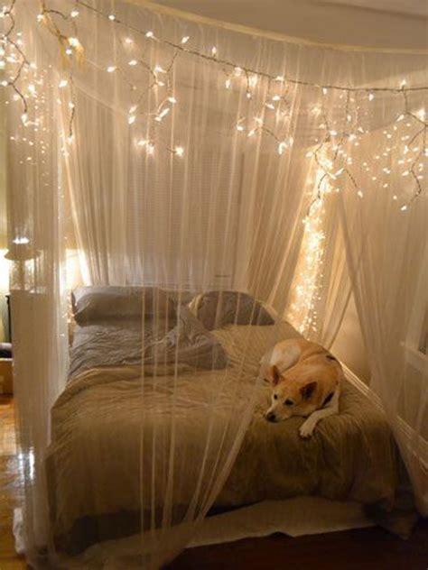 bedroom light decorations 20 diy canopy beds decorazilla design