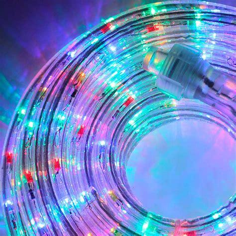 rope light multi color lights string lights rope lights plasma