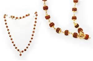 rudraksha mala 7mm chikna bead mala in gold caps rudraksha ratna