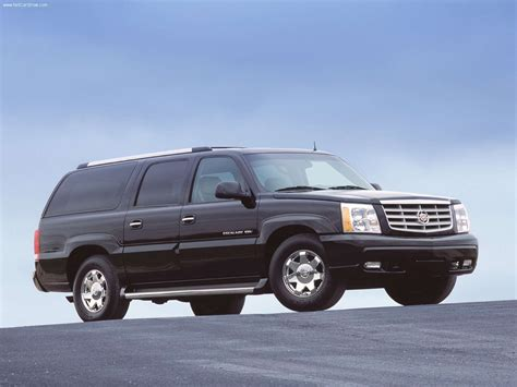 2003 Cadillac Escalade Esv by Cadillac Escalade Esv Picture 02 Of 08 Front Angle My