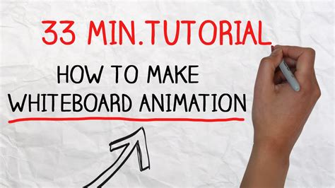 for to make free tutorial how to make doodle using whiteboard