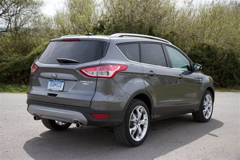 Best 2013 Suv by Best Compact Suv 2013 Ford Escape Suv Rankings 2013